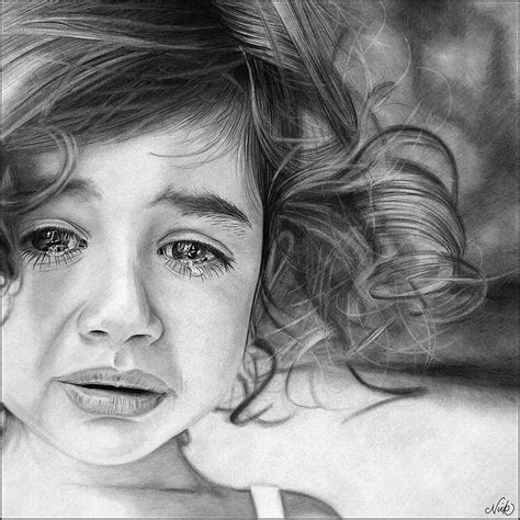 Sketches Realistic by 18 Baby Realistic Drawings Realistic Drawings