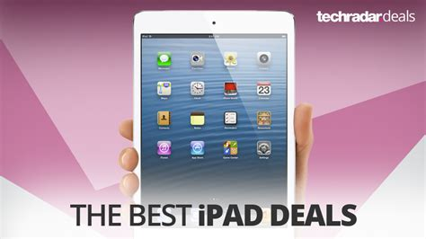 cheap ipads for sale the best cheap deals in february 2018 techradar