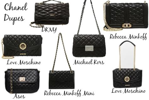 Chanel Taschen Modelle by Chanel Boy Bag Die Besten Look A Like Modelle Modeblog