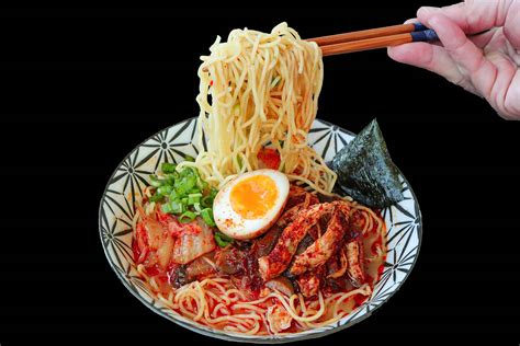 easy spicy miso ramen recipe video seonkyoung longest