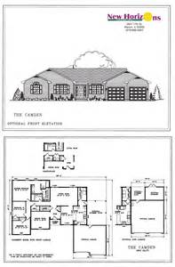 Rancher Style House Plans model homes amp floor plans marion il new horizons homes inc