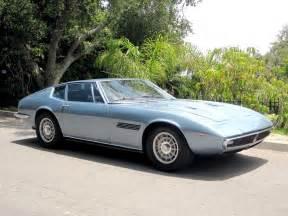 Ebay Motors Maserati 1969 Maserati Ghibli 4 7 Elegance