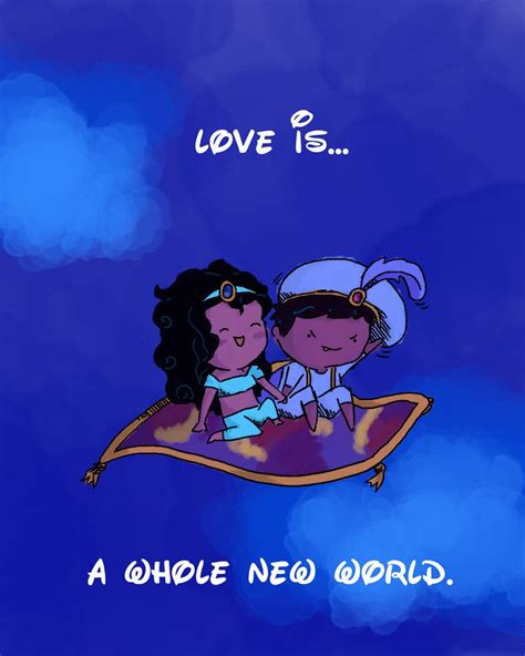 A Whole New World by Is A Whole New World Golfian