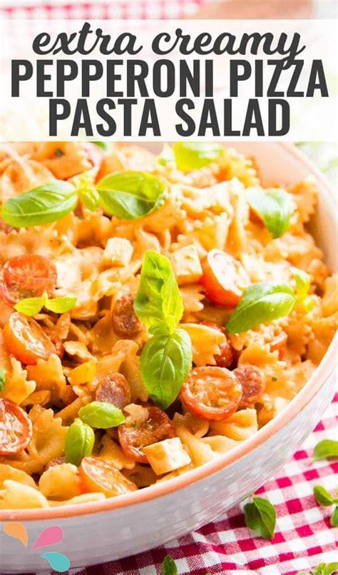 cold pasta salad dressing cold pasta salad recipes italian dressing pepperoni food