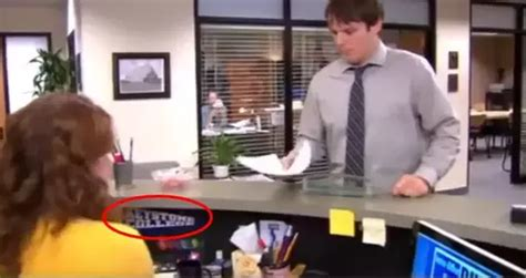 Of Scranton Mba 504c by What Is The Purple Flag Like Item The Receptionist
