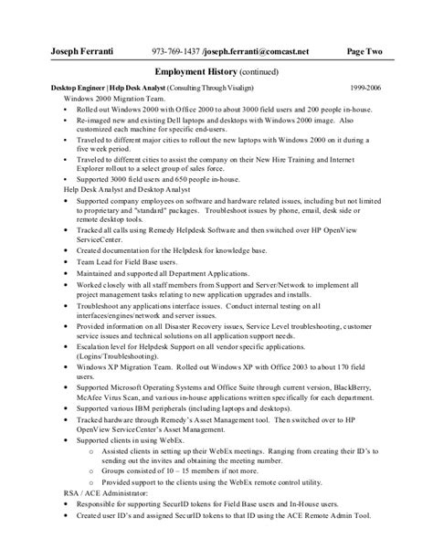 Resume Entry Level Dietitian Joseph Ferranti S Resume