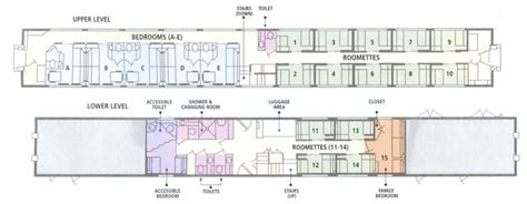 Amtrak Sleeper Car Layout by Amtrak Superliner Floor Plan