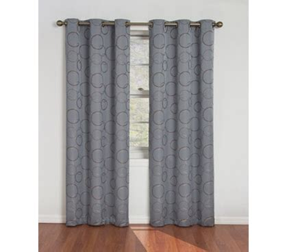 sunblock curtains college blackout curtain meridian sunblock drape blue