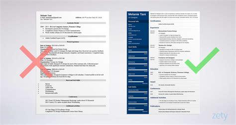 ux designer resume ui developer resume sles writing