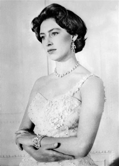 princess margaret arrayed in gold portraits of the princess margaret