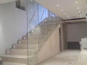 Shower Screens For Bath glass stair balustrades bespoke glass online toughened