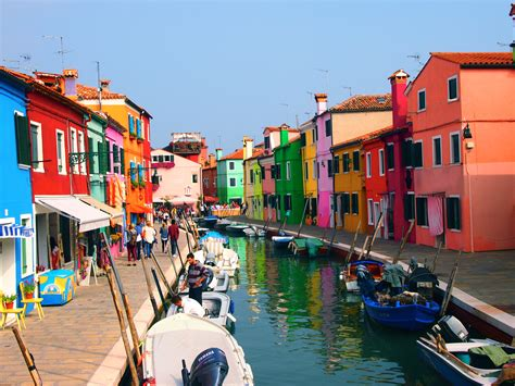 burano italy 10 most colorful places in europe blonde well traveled