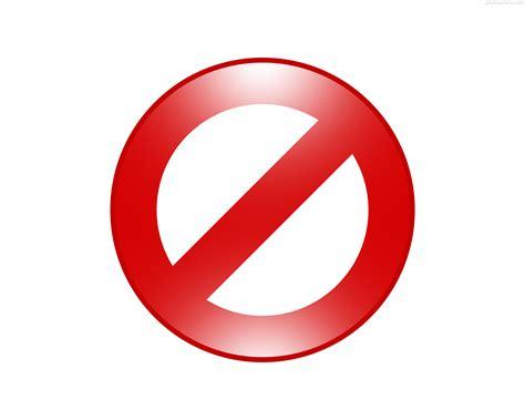 A Forbidden forbidden sign photosinbox