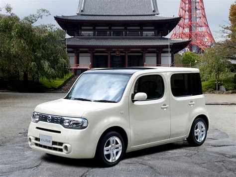 cube nissan cube 3rd generation cube nissan database carlook
