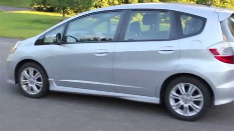how to fix cars 2011 honda fit head up display 2011 honda fit sport review youtube