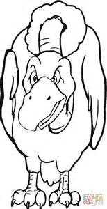 king vulture coloring page vulture bird coloring page free printable coloring pages