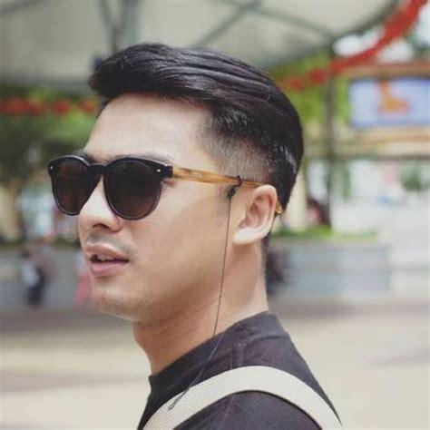 10 foto perubahan gaya rambut ricky harun mana yang - Model Rambut Ricky Harun 2016