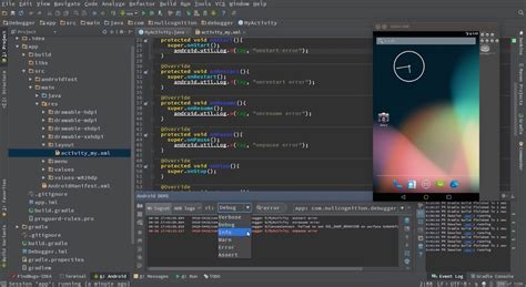tutorial with android studio android studio video tutorials cartoonsmart com