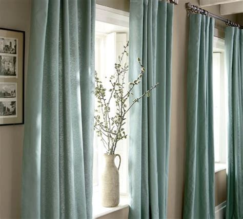 pottery barn bedroom curtains best 25 teal curtains ideas on pinterest window