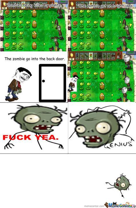 imagenes de memes zombies plants vs zombies memes best collection of funny plants