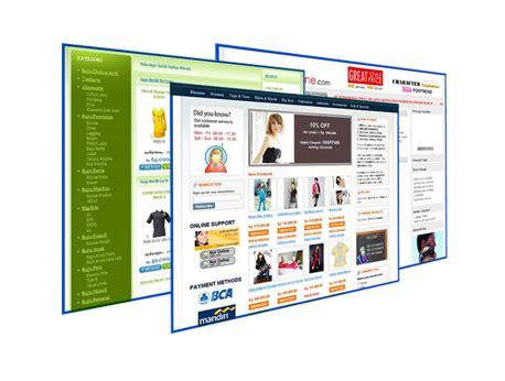 Harga Membuat Toko Online | jasa pembuatan website toko online murah di pamulang