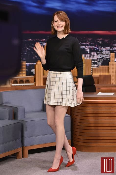 emma stone tv shows emma stone on quot the tonight show starring jimmy fallon