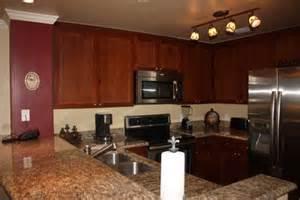 granite kitchen countertops cherry cabinets best home