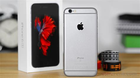 the iphone 6s is the best selling smartphone in the us gsmarena news