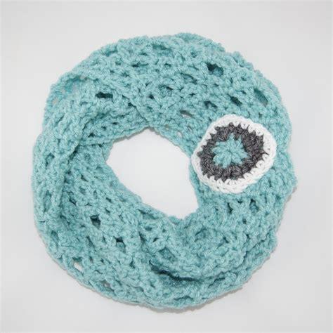crochet pattern with video diamond lace infinity scarf crochet pattern yay for yarn