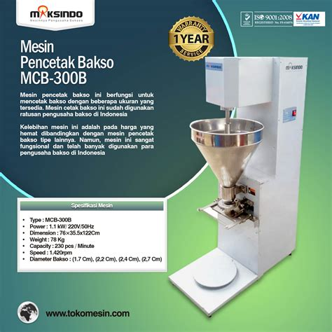 Jual Panci Bakso Di Surabaya jual mesin cetak bakso di surabaya toko mesin maksindo surabaya toko mesin maksindo surabaya
