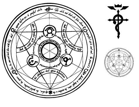 alchemy symbols tattoo transmutation circle ideas alchemist