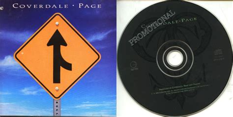 Cd Coverdale Page Album Coverdale Page the led zeppelin discography discografia plant jones