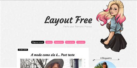 layout free layouts free para seu parte 2 simples