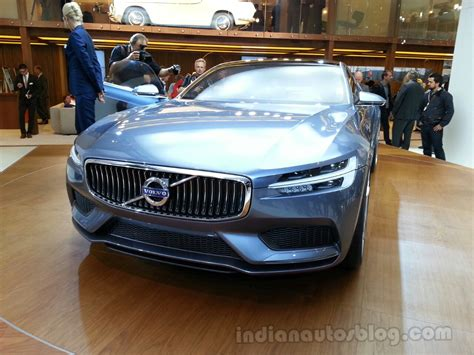 volvo concept coupe production volvo concept coupe may enter limited production report