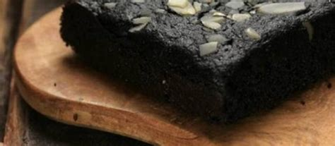resep brownies keto camilan rendah karbohidrat  gula