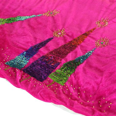 pink and white xmas tree skirt best 28 pink tree skirt think pink the story of a tree samelia s