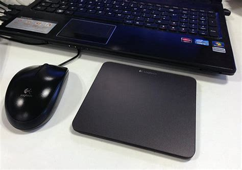 Logitech Touchpad T650 logitech t650 wireless rechargeable touchpad review pc advisor