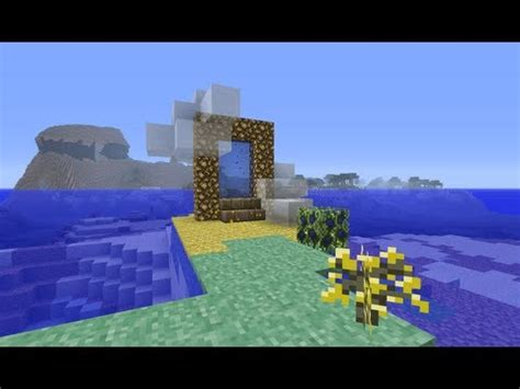 how to make a heaven aether 2 portal in minecraft 1 8 4