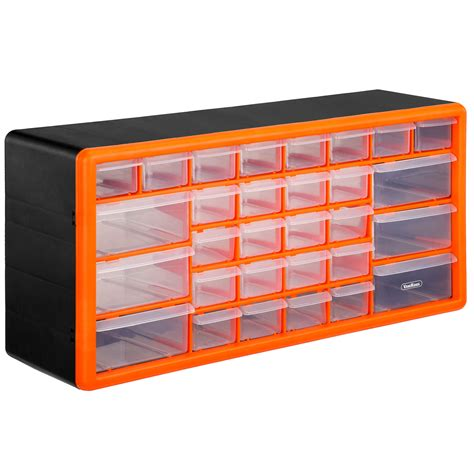 Workshop Drawers by Vonhaus 30 Drawer Parts Storage Organiser Cabinet Home
