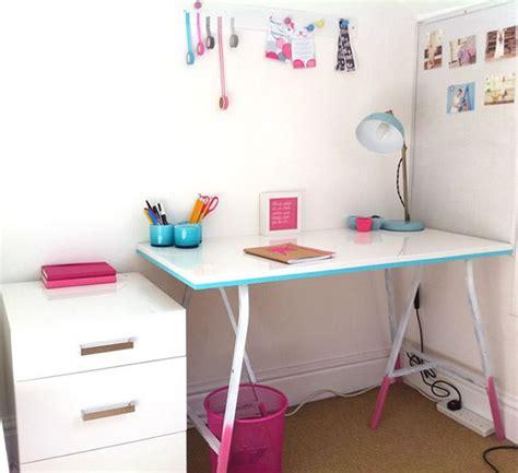 Framstalla Ikea Washi Pink diy office desks for the modern home