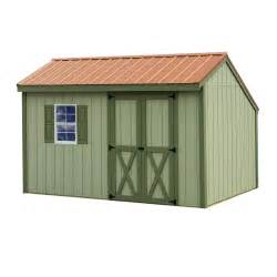 metal shed kits best barns aspen 8 ft x 12 ft wood storage shed kit aspen 812 the home depot