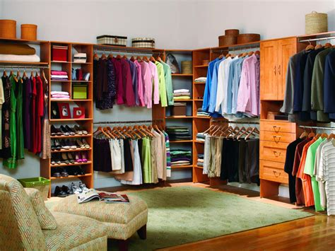 closet remodel top 3 styles of closets hgtv