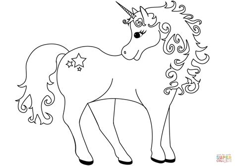 preschool unicorn coloring pages unicorn coloring pages with rainbow free printable