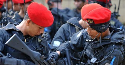 S W A T Rangers Merah special forces command kopassus global