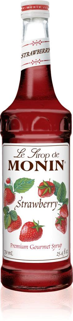 cherry coffee syrup recipe 95 best monin syrup images monin syrup cocktail