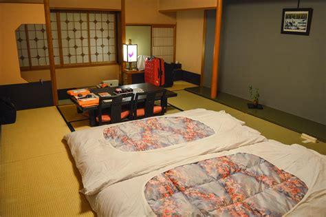 japanese style futon mattress onsen getaway review on onishiya suishoen how to enjoy