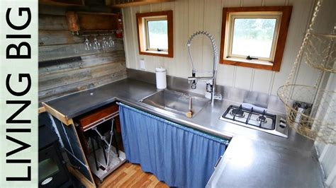 build a tiny house for 10000 this tiny house was built for only 10 000