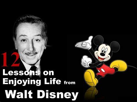 walt disney biography lesson plan 12 incredible life lessons from walt disney