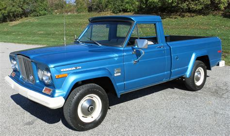 jeep series 1973 jeep j series connors motorcar company
