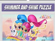 Shimmer And Shine My Puzzle Book nickelodeon friv